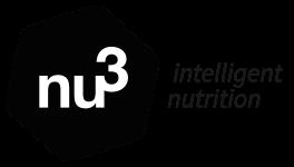 Nu3 logo w claim