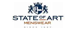 State of art classic logo menswear